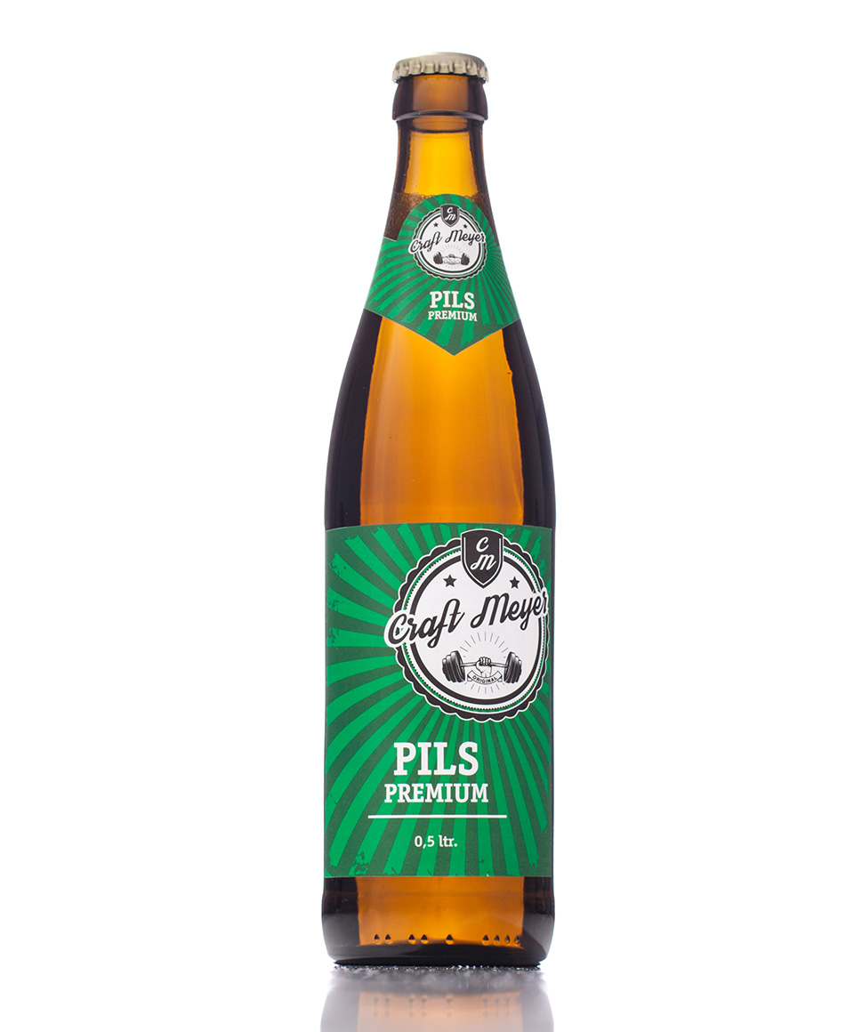 Craft Meyer Pils Bier