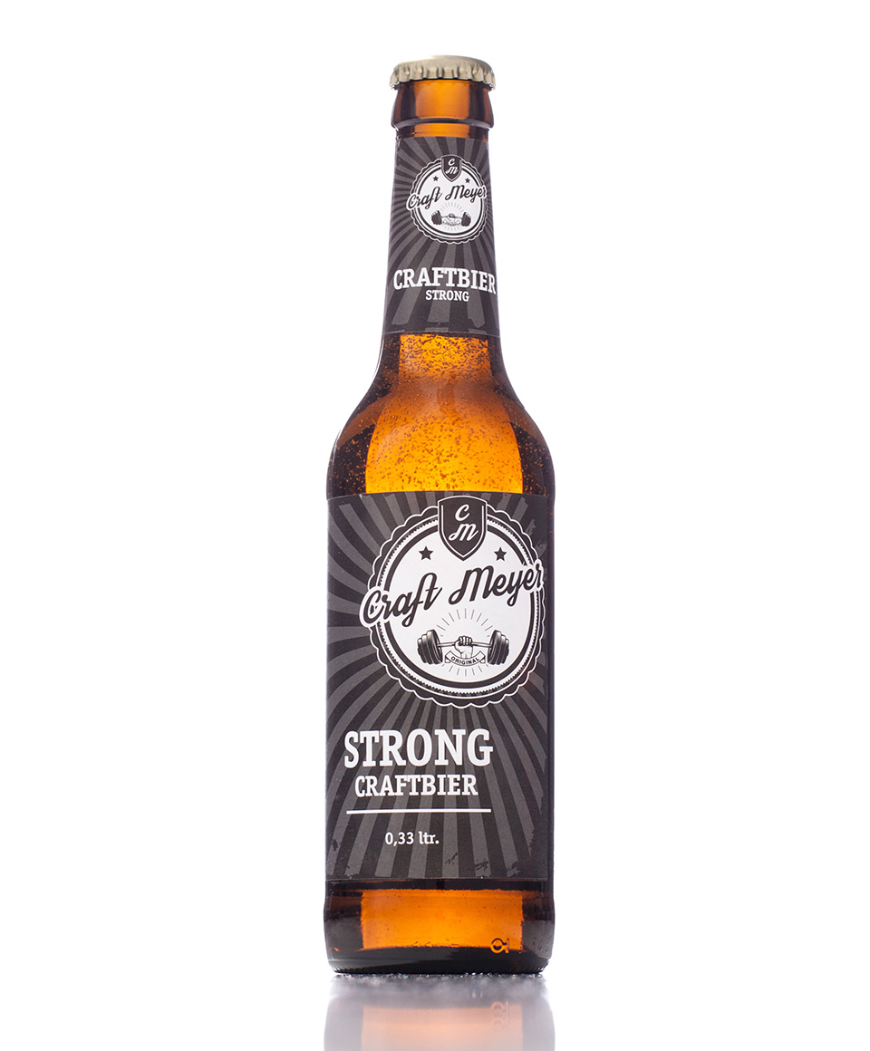 Craft Meyer Strong Bier